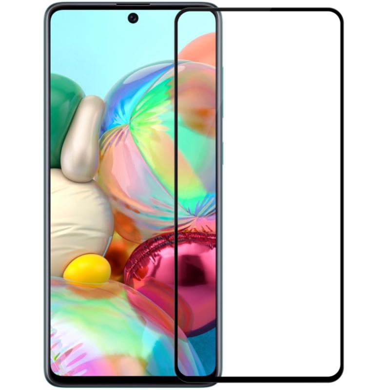 Защитное стекло 111D (full glue) (тех.пак) для Samsung Galaxy A71 / Note 10 Lite / M51