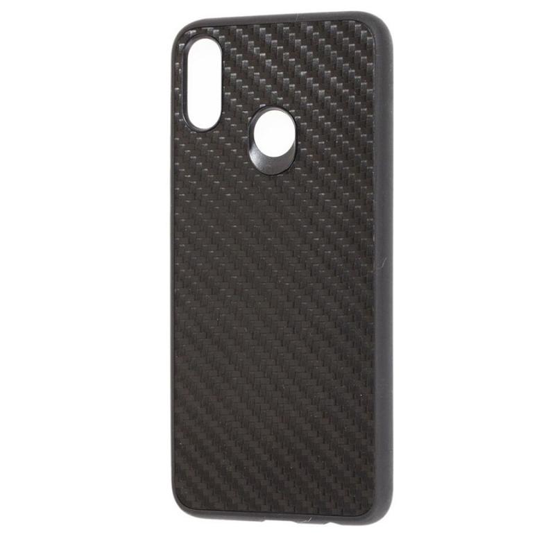 TPU+PC чехол Carbon для Samsung Galaxy M20