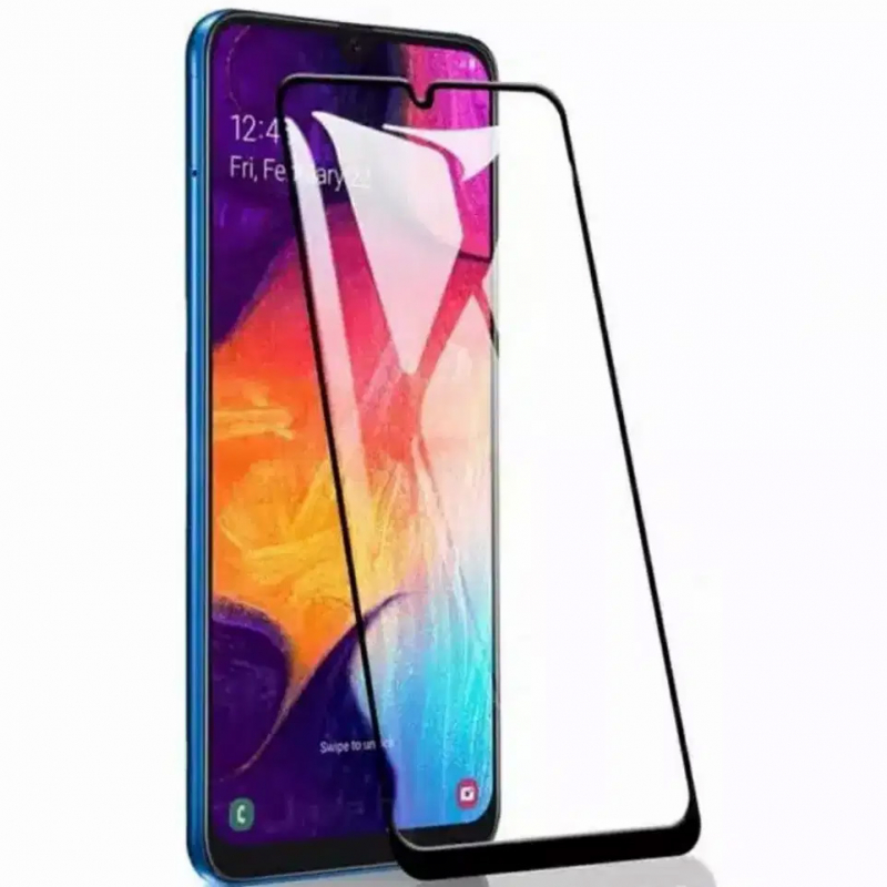 Гибкое ультратонкое стекло Mocoson Nano Glass для Samsung A20/A30/A30s/A50/A50s/M30s/M31/M21/M21s