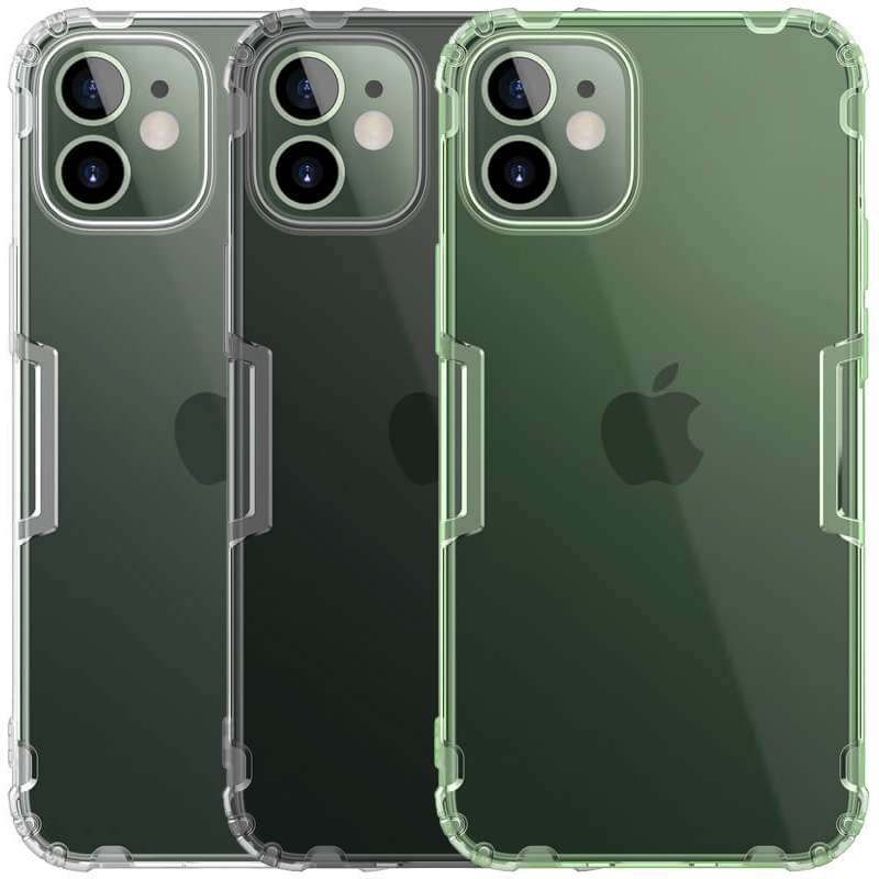 "TPU чехол Nillkin Nature Series для Apple iPhone 12 mini (5.4"")"