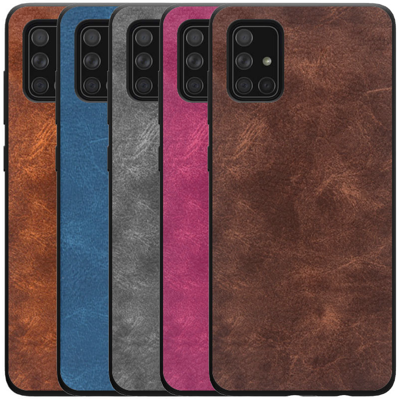 Кожаный чехол Lava для Samsung Galaxy M11
