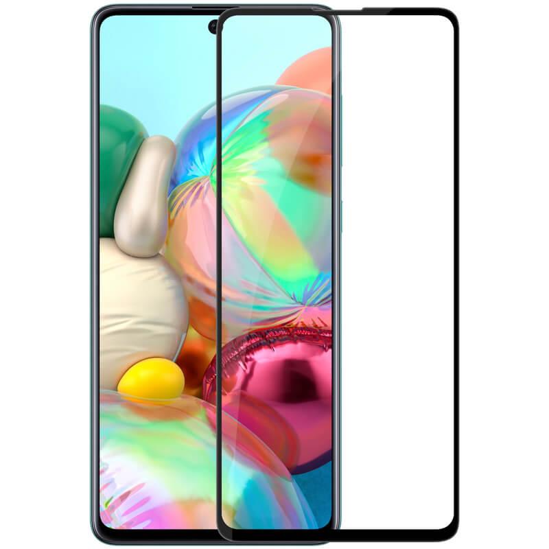 Защитное стекло Nillkin (CP+ max 3D) для Samsung Galaxy A71 / Note 10 Lite / M51 / M62