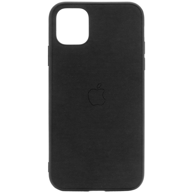 "TPU чехол Textile Logo для Apple iPhone 11 (6.1"")"