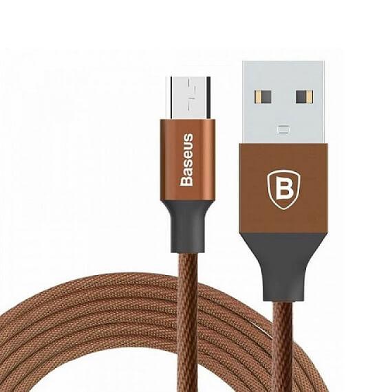 Дата кабель Baseus Yiven Micro USB Cable 2.0A (1m)