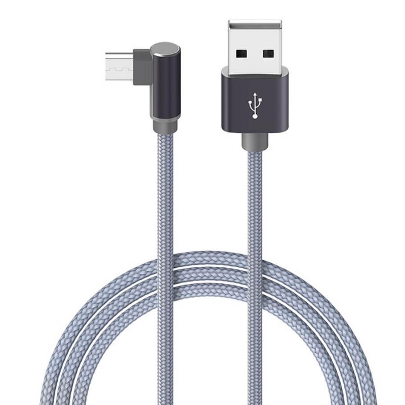 Дата кабель Borofone BX12 USB to MicroUSB (1m)