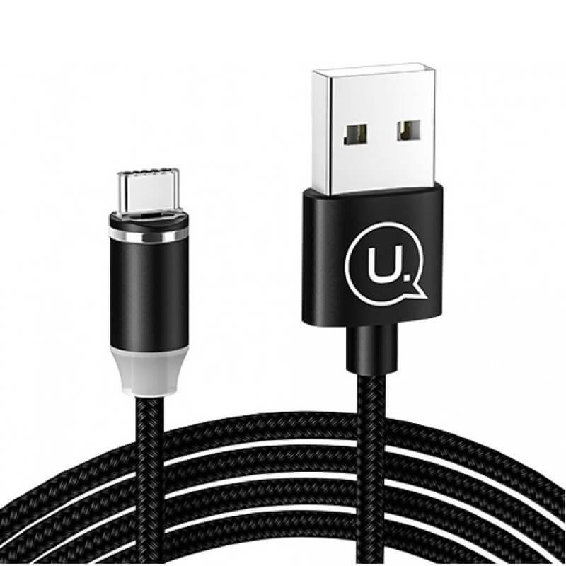 Дата кабель USAMS US-SJ294 USB to MicroUSB (1m)