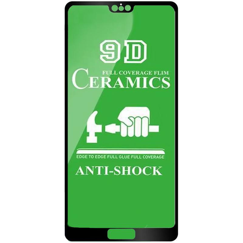 Защитная пленка Ceramics 9D для Huawei P20 Pro