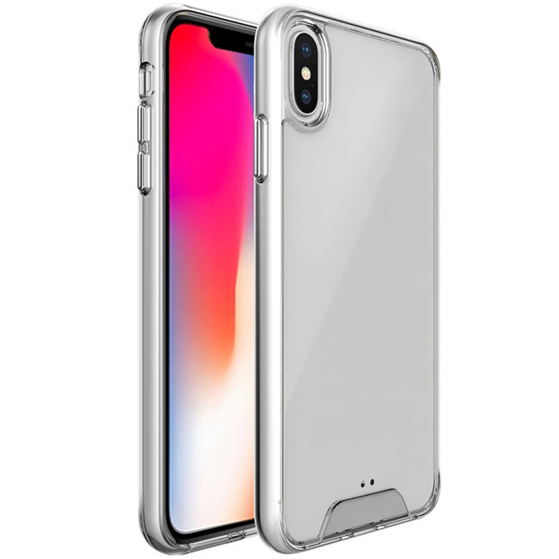 "Чехол TPU Space Case transparent для Apple iPhone X / XS (5.8"")"
