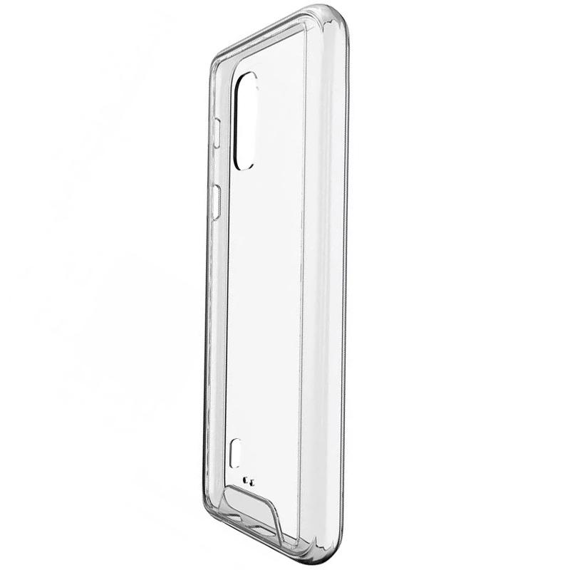 Чехол TPU Space Case transparent для Samsung Galaxy A01