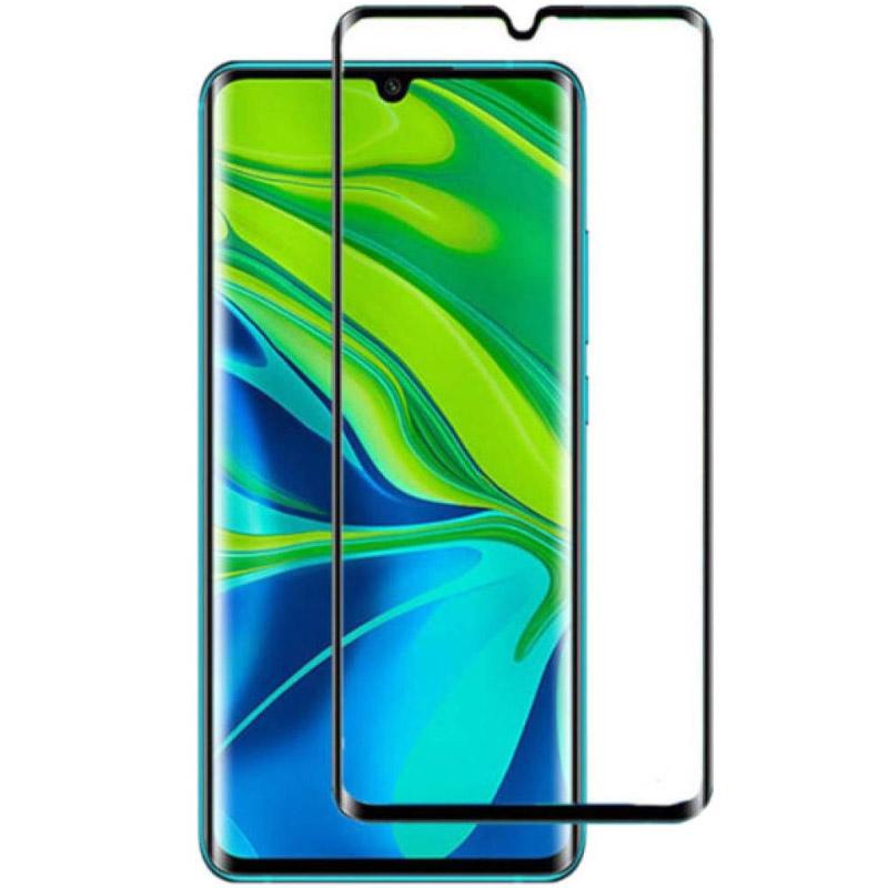 Защитное цветное 3D стекло Mocoson (full glue) для Xiaomi Mi Note 10 / Note 10 Pro / Note 10 Lite