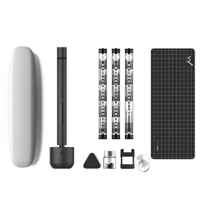 Электрическая отвертка Xiaomi Mijia Wowstick 1F Plus 69 in 1