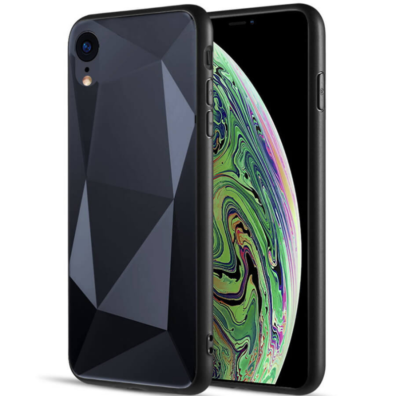 "TPU+Glass чехол Diamond series для Apple iPhone XR (6.1"")"