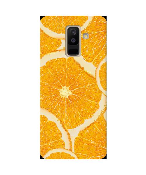 Чехол Oranges для Samsung Galaxy A6 Plus (2018)