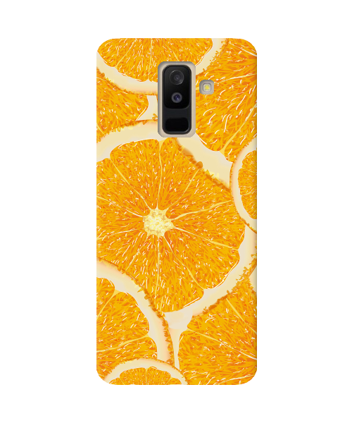 Чехол Oranges для Samsung Galaxy A6 Plus (2018)