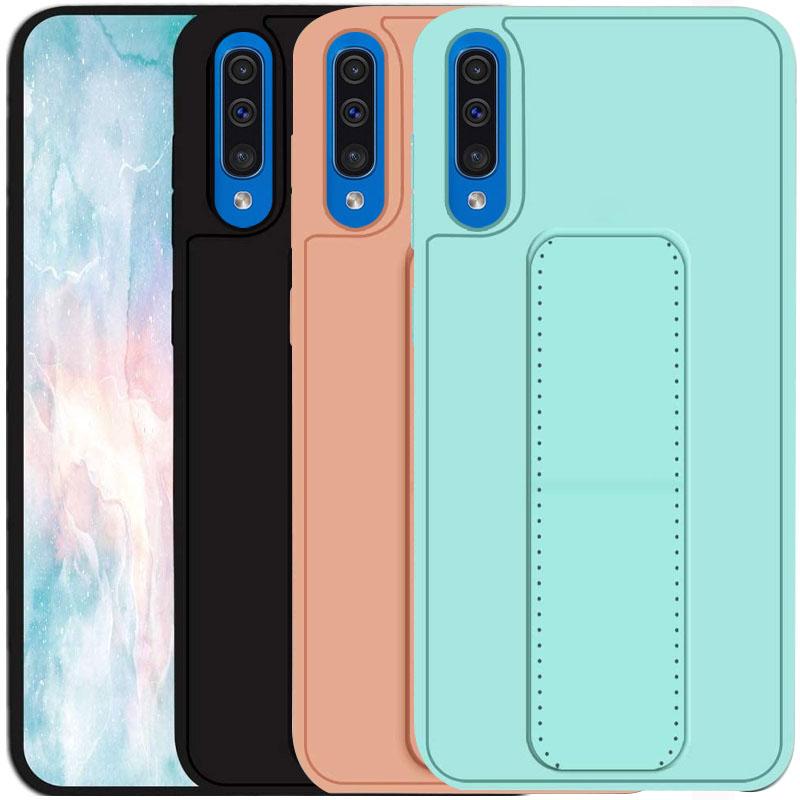 Силиконовый чехол Hand holder для Samsung Galaxy A50 (A505F) / A50s / A30s