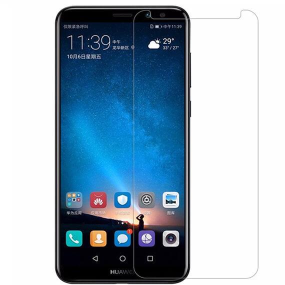 Защитное стекло Ultra Tempered Glass 0.33mm (H+) для Huawei Mate 10 Lite (в упаковке)