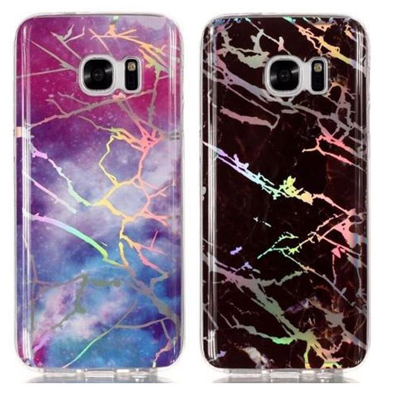 TPU чехол Marble Series для Samsung G935F Galaxy S7 Edge