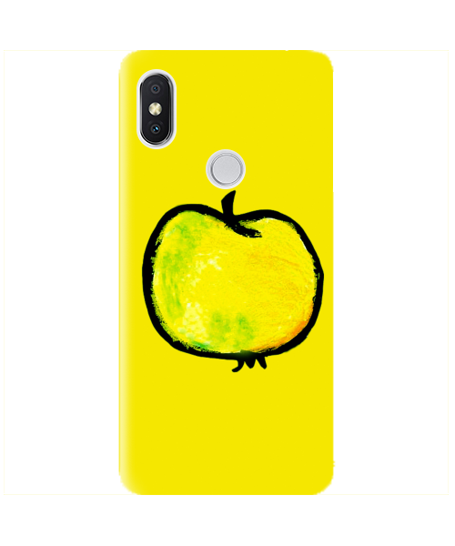 Чехол Apple On The Sun для Xiaomi Redmi S2