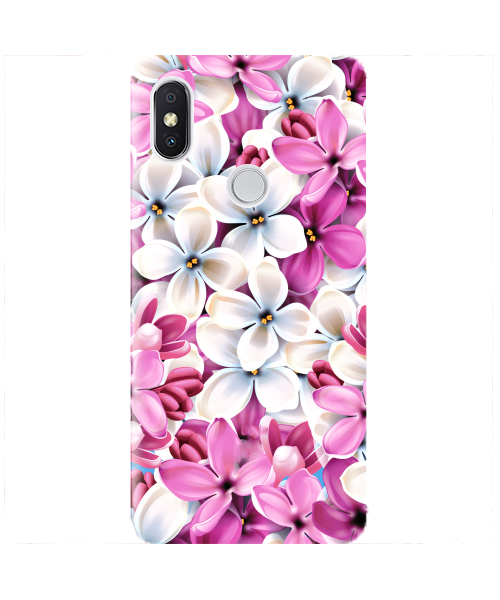 Чехол Spring Flowers для Xiaomi Redmi S2