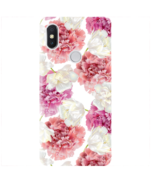 Чехол Only Flowers для Xiaomi Redmi S2