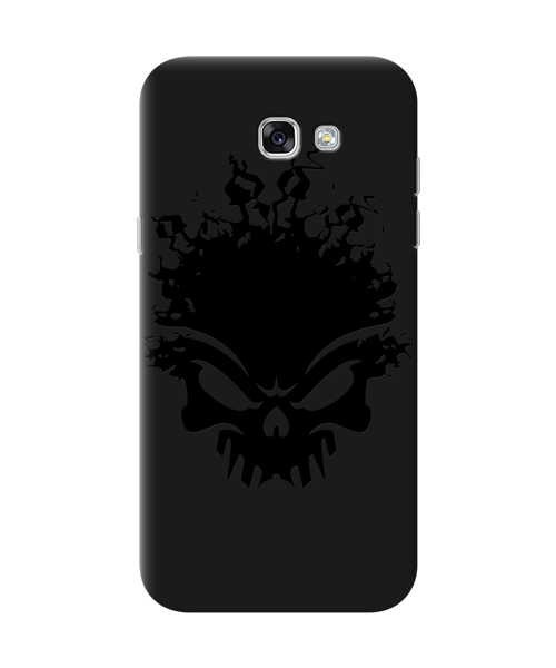 Чехол Ghost Rider для Samsung Galaxy A7 (2017)