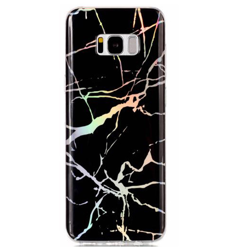 TPU чехол Marble Series для Samsung G955 Galaxy S8 Plus