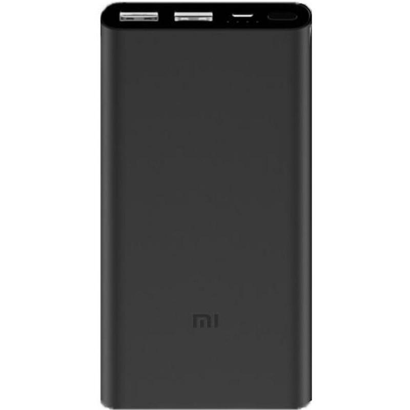Портативное зарядное устройство Xiaomi Mi Power Bank 2S 10000mAh (VXN4229CN /  PLM09ZM)
