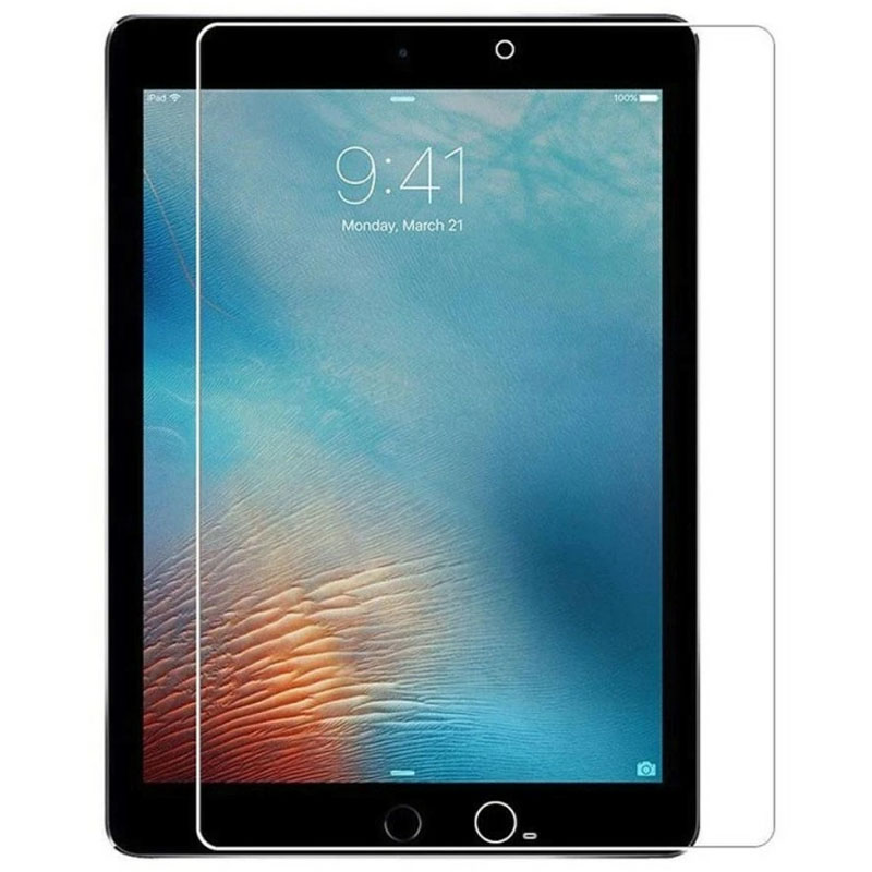 """Защитное стекло Ultra 0.33mm (в упаковке) для Apple iPad 10.2"""" (2019) / Apple iPad 10.2"""" (2020)"""