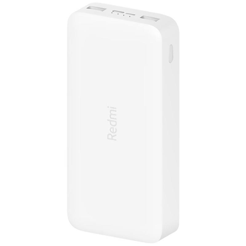 Портативное зарядное устройство Xiaomi RedMi Power Bank 20000mAh Original (PB200LZM)