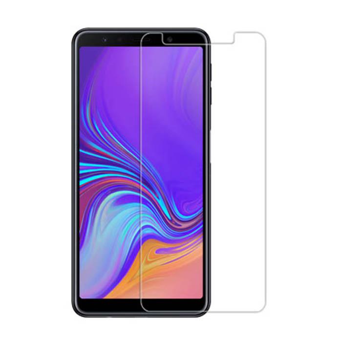 Защитное стекло Ultra Tempered Glass 0.33mm (H+) для Samsung A750 Galaxy A7 (2018) (карт. уп-вка)