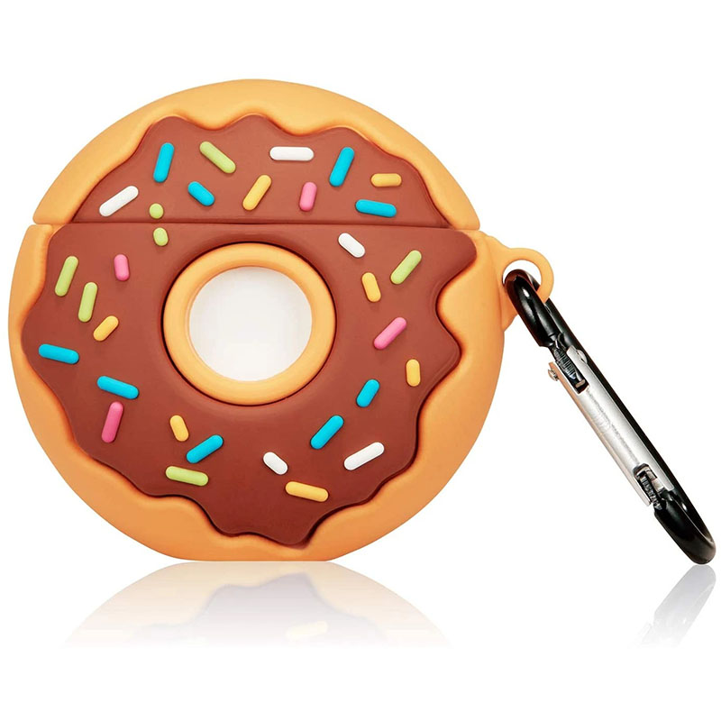 Силиконовый футляр Donut для наушников AirPods