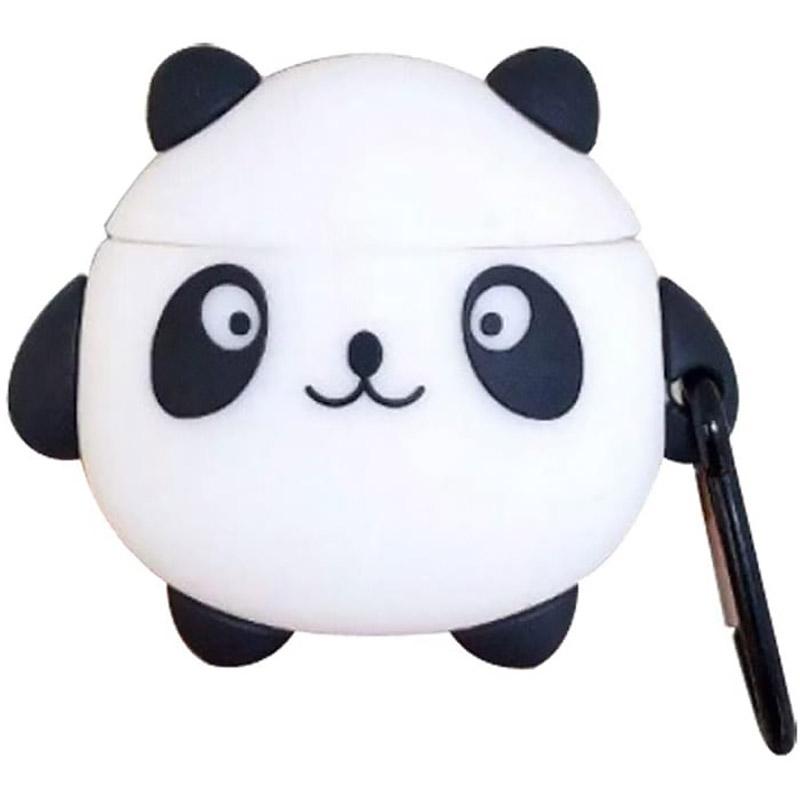 Силиконовый футляр Panda для наушников AirPods