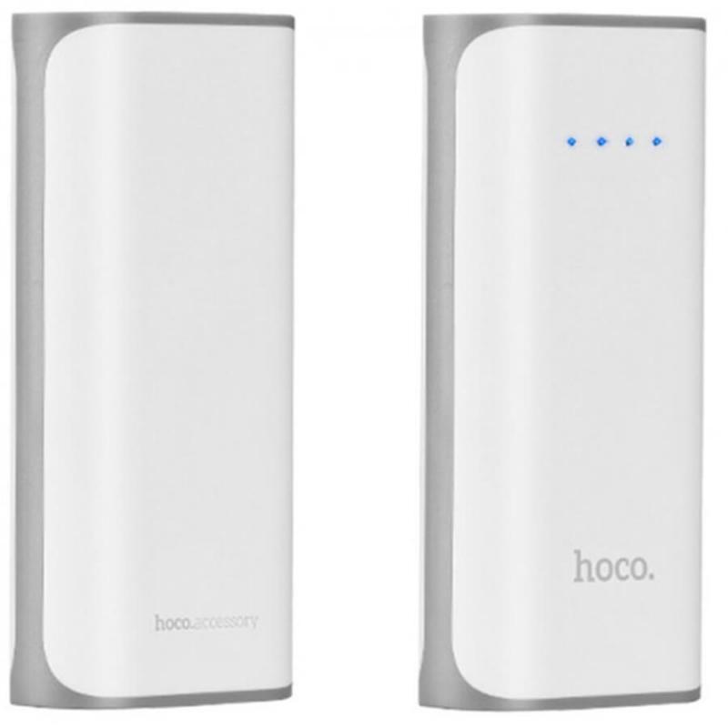 Портативное зарядное устройство Power Bank Hoco B21 Entourage 5200 mAh