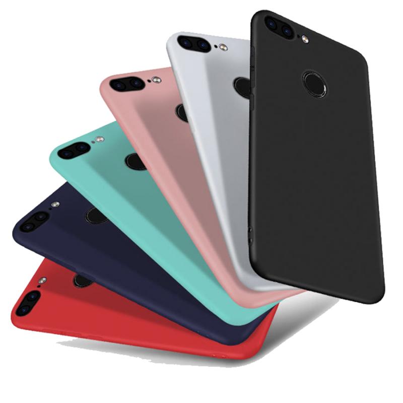 Силиконовый чехол Candy для Xiaomi Mi 8 Lite / Mi 8 Youth (Mi 8X)