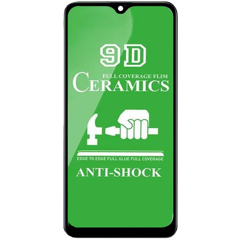 Защитная пленка Ceramics 9D (без упак.) для Samsung Galaxy A10 / A10s / M10