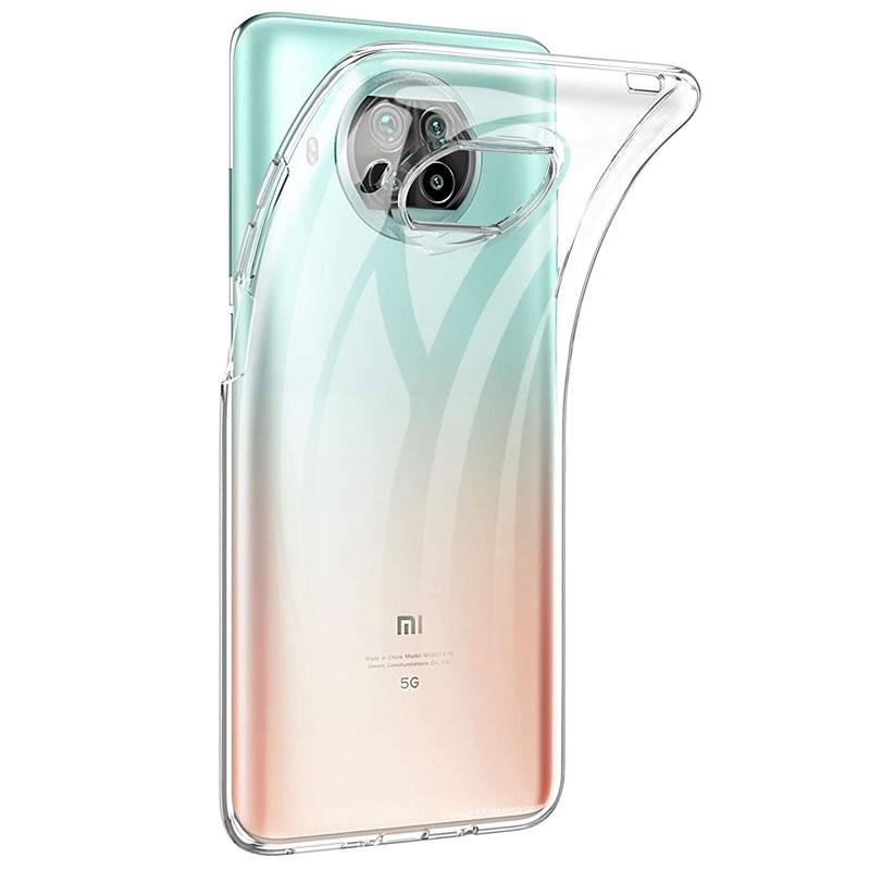 TPU чехол Epic Transparent 1,0mm для Xiaomi Mi 10T Lite / Redmi Note 9 Pro 5G