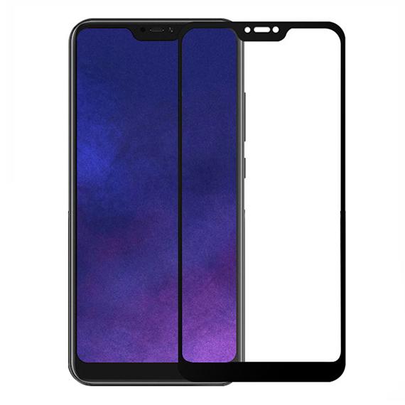 Защитное стекло 5D Full Cover для Xiaomi Mi 8 Lite / Mi 8 Youth (Mi 8X)
