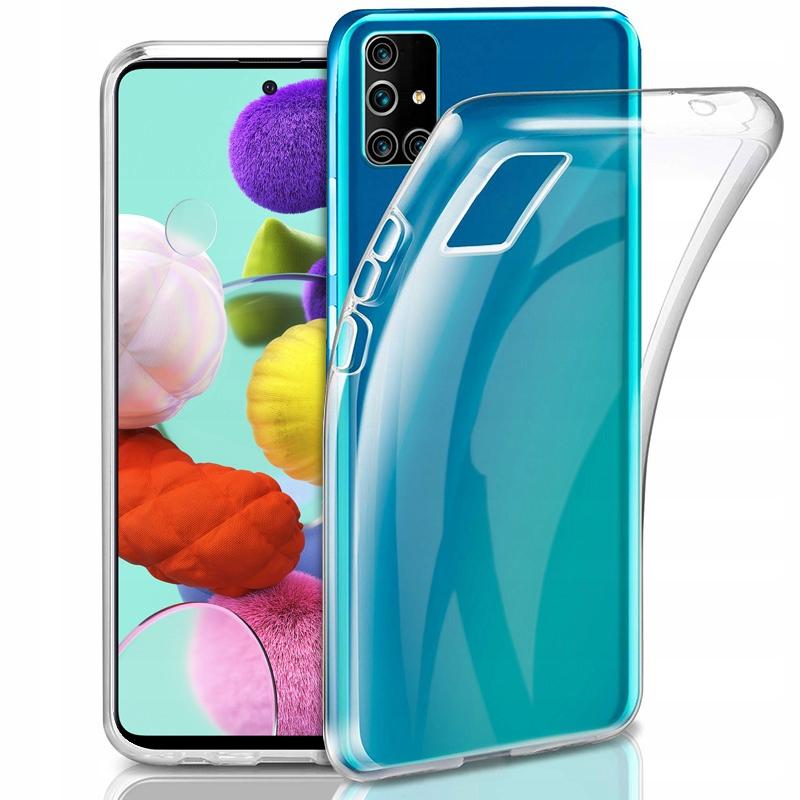 TPU чехол SMTT для Samsung Galaxy A71