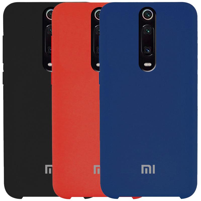 Чехол Silicone Cover (AA) для Xiaomi Redmi K20 / K20 Pro / Mi9T / Mi9T Pro