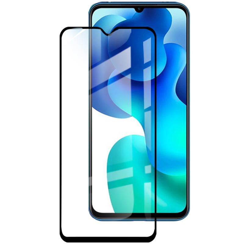 Защитное стекло 2.5D CP+ (full glue) для Xiaomi Mi 10 Lite