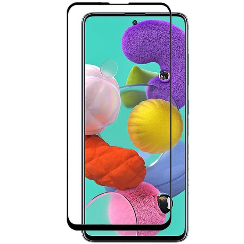 Гибкое ультратонкое стекло Mocoson Nano Glass для Samsung Galaxy A71 / Note 10 lite