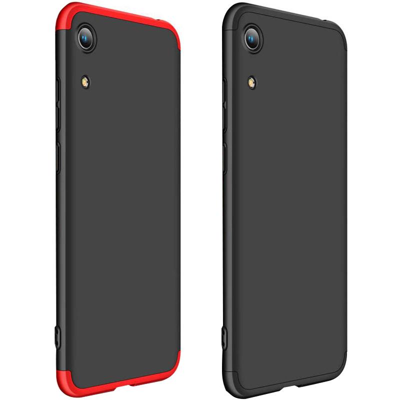 Пластиковая накладка GKK LikGus 360 градусов (opp) для Huawei Honor 8A