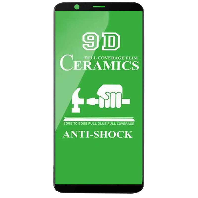 Защитная пленка Ceramics 9D для OnePlus 5T