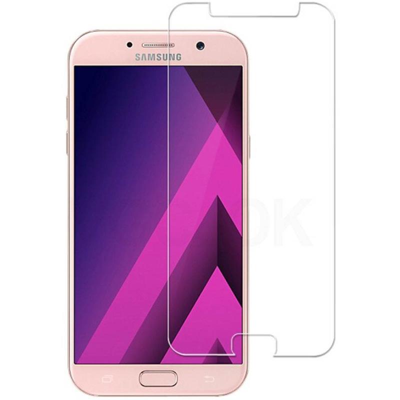 Защитная пленка 2.5D Nano для Samsung A520 Galaxy A5 (2017)