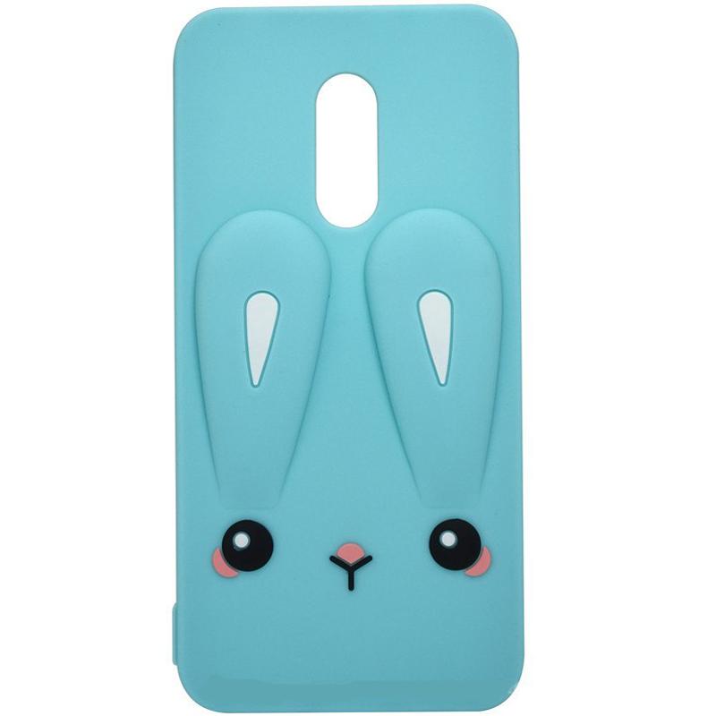 Силиконовая накладка 3D Child Bunny для Xiaomi Redmi 5
