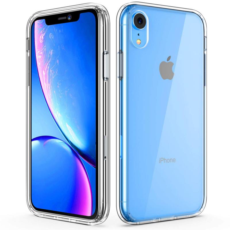 "TPU чехол Epic Transparent 1,0mm для Apple iPhone XR (6.1"")"