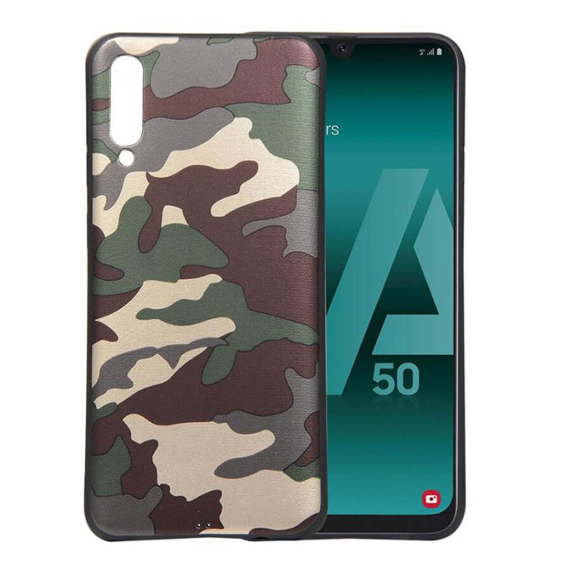 TPU чехол камуфляж для Samsung Galaxy A50 (A505F) / A50s / A30s