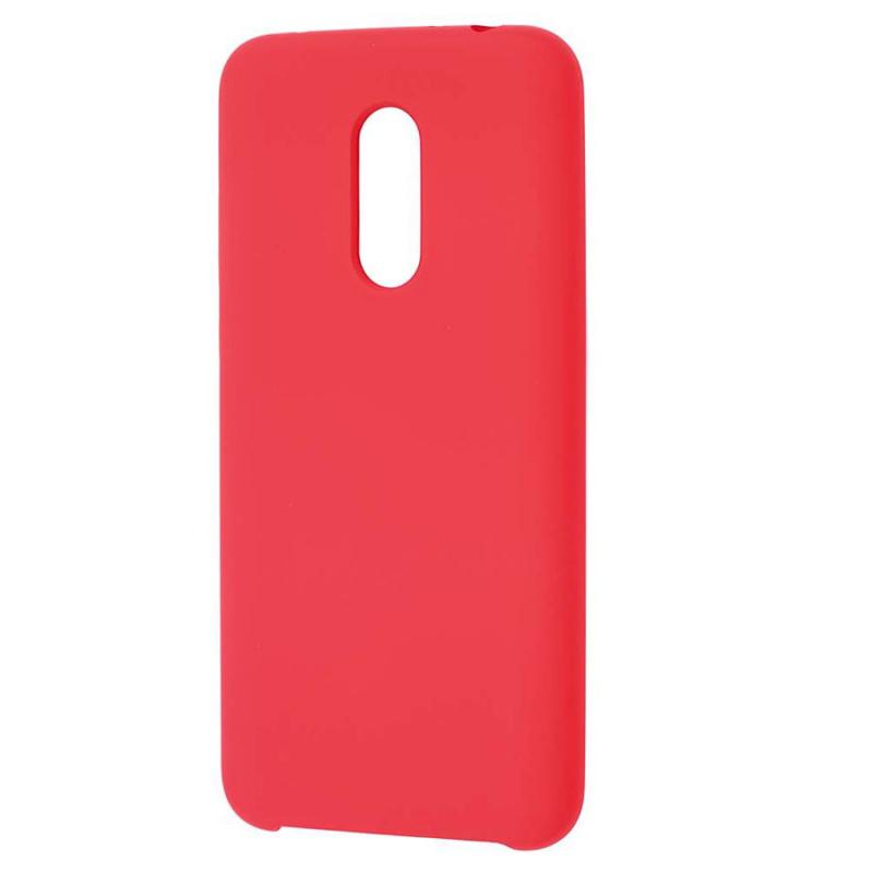 Силиконовый чехол Soft cover для Xiaomi Redmi 5 Plus / Redmi Note 5 (SC)