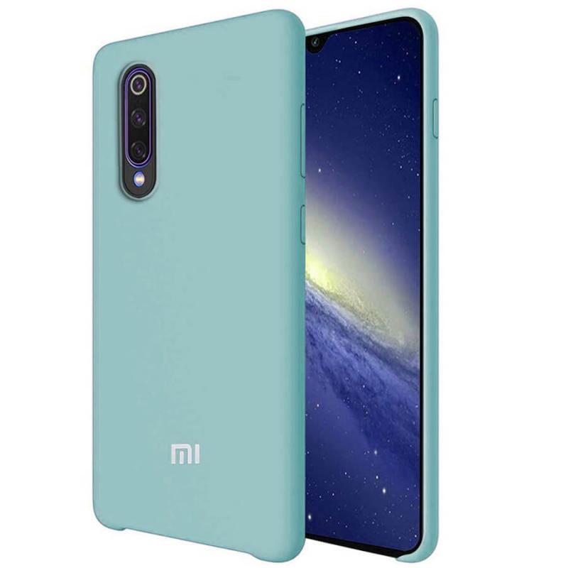 Чехол Silicone case для Xiaomi Mi 9