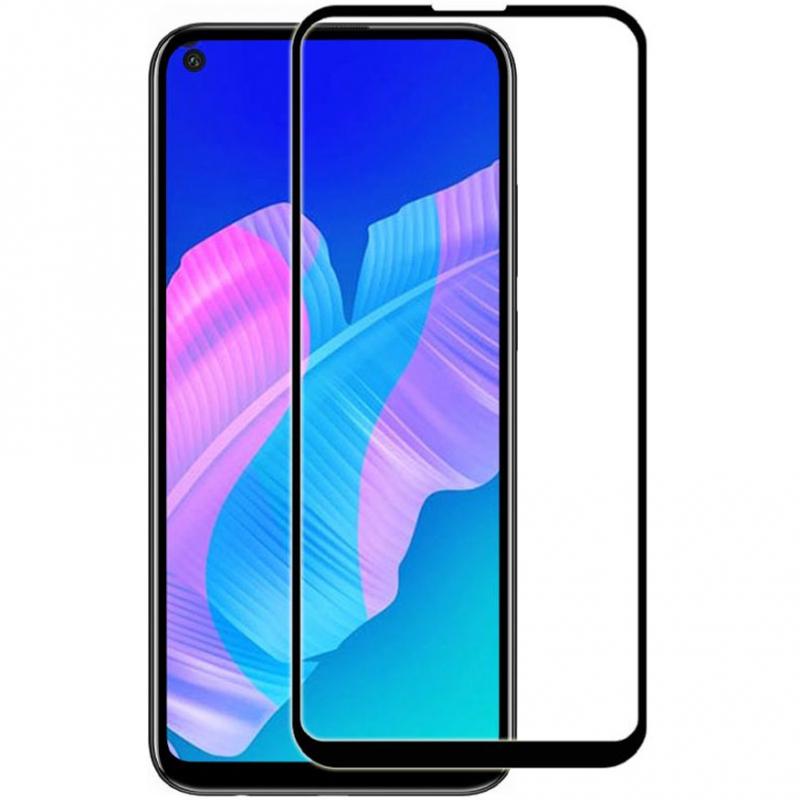 Защитное стекло XD+ (full glue) (тех.пак) для Huawei P40 Lite E / Y7p (2020)